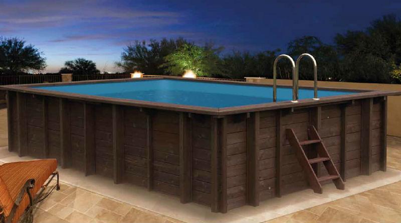 8 motivos para tener una piscina de madera