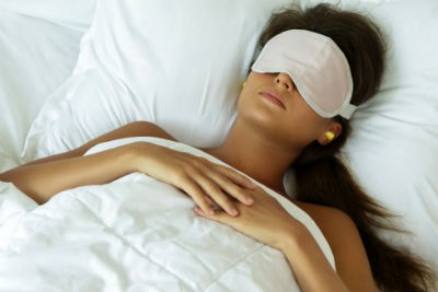 Antifaz para el insomnio