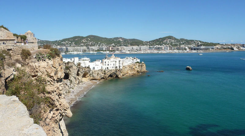 Como moverse por Ibiza