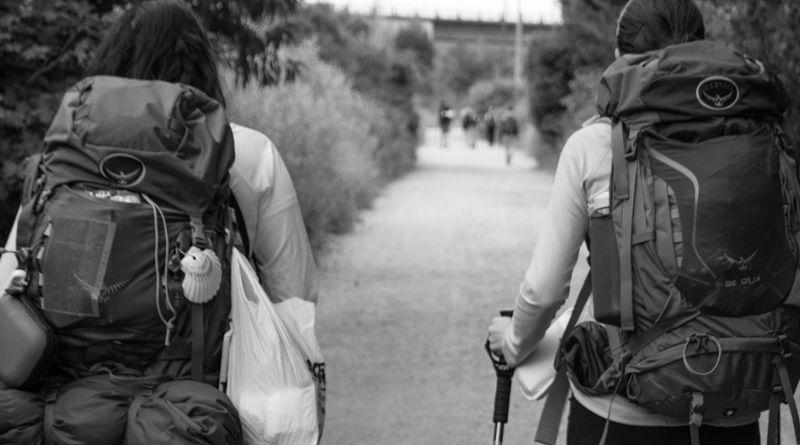 Correos y el Camino de Santiago