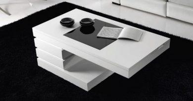 Mesas de centro modernas para salon