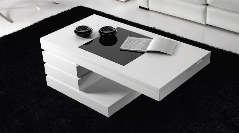 Mesas de centro modernas para decorar tu sala el cosmonauta - Mesa de centro de salon ...