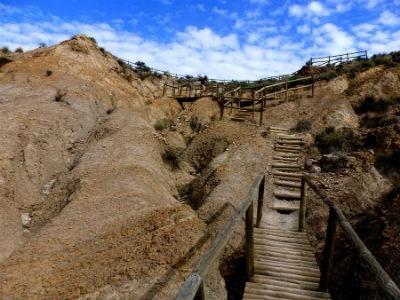 Vacaciones alternativas Desierto de Tabernas