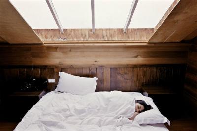 Dormir en un buen colchon