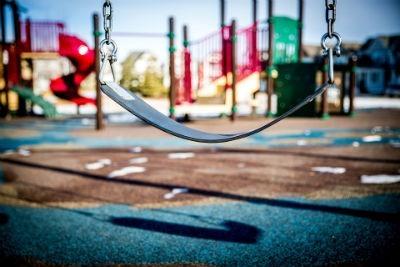 Jugar en el parque