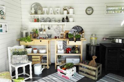 Mejorar decoracion y limpieza