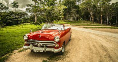 restaurar coche clasico