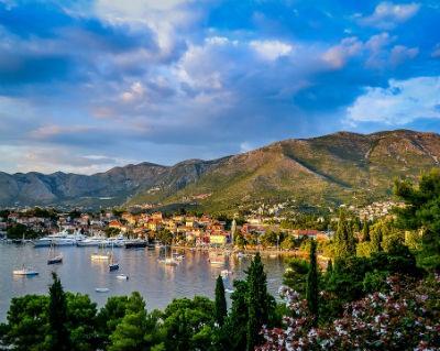 Viajar en velero por las islas croatas