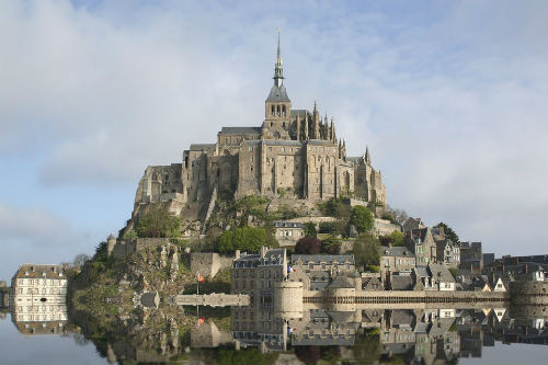 viajar normandia