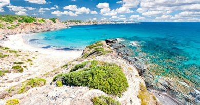 5 mejores playas del norte de Menorca