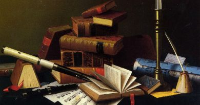 Cuando literatura y musica se entrelazan