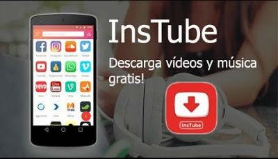 Descargar musica con InsTube