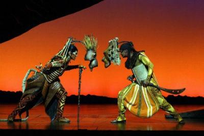 Musical el rey leon Madrid