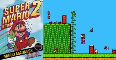 Super Mario Bros 1988