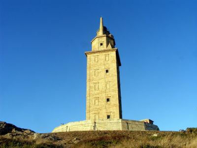 Torre de Hercules Coruna
