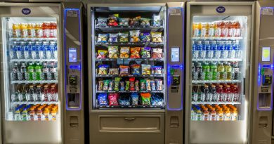 Maquinas de vending como inversion