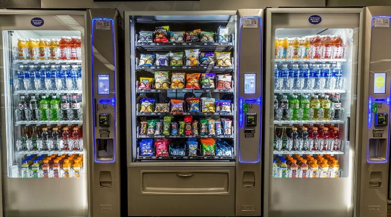 Maquinas de vending como inversion