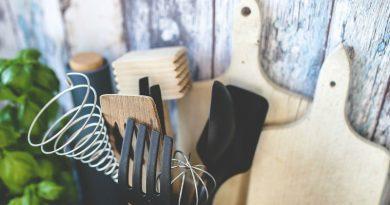 Recetas y utensilios para la cocina