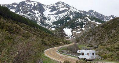 Viajar por Asturias y Cantabria en autocaravana
