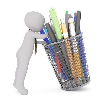 Ahorrar en la compra de material de oficina