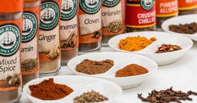 Beneficios y propiedades de los condimentos: entre lo culinario y medicinal