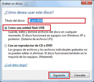 Como grabar un DVD en Windows 10 imagen 3