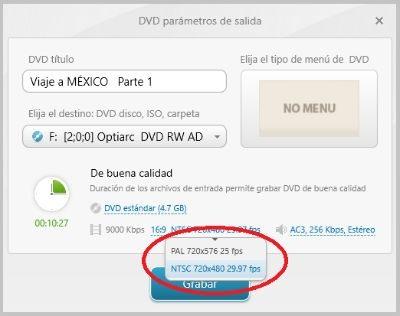 Como grabar un DVD en Windows 10 imagen 4