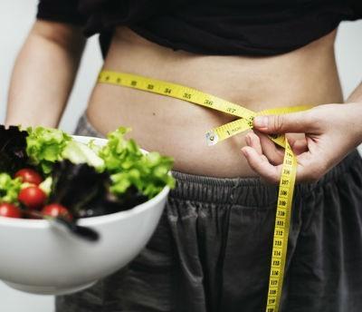 Como perder peso saludablemente