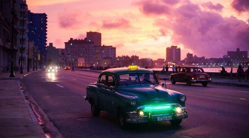 De turismo en Cuba