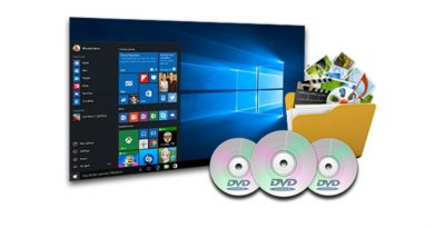 Grabar un DVD en Windows 10