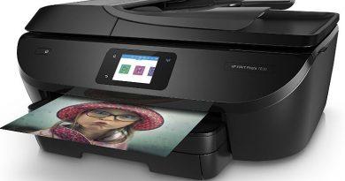 Impresora fotografica en casa