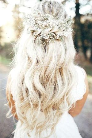 Mejores peinados para boda y luna de miel