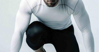 Ropa de compresión para rendir más al hacer deporte