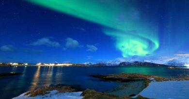 Tromso Aurora Boreal