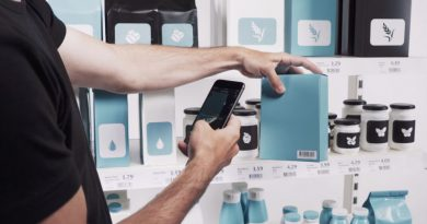 Como funciona un supermercado inteligente