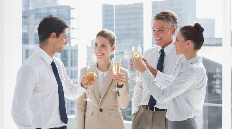 Como organizar una fiesta de empresa