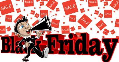 Donde hay mas ofertas de Black Friday