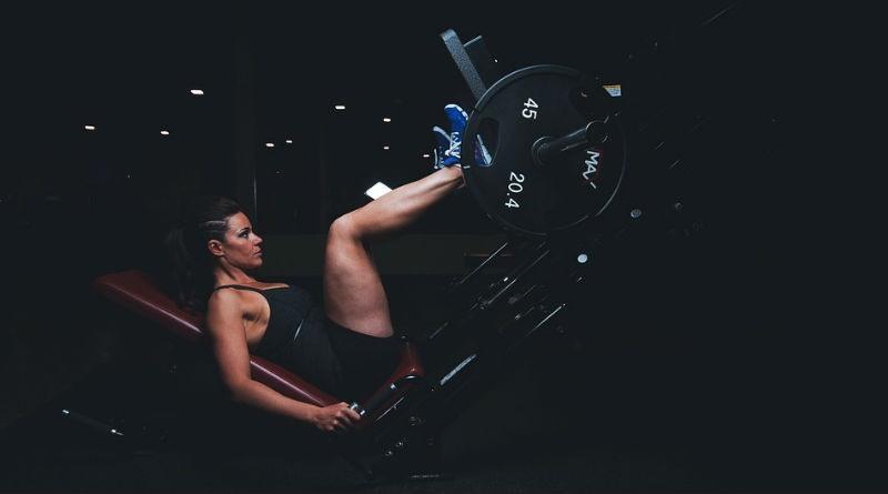 El fitness estilo de vida saludable