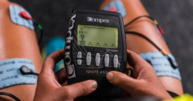 Electroestimulador deportivo Compex