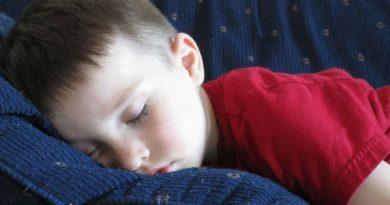 Importancia del sueno en los ninos