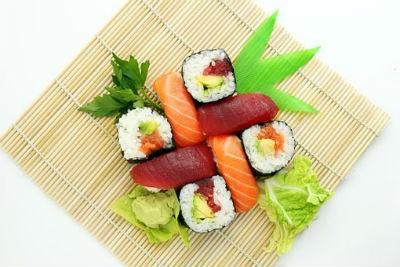Telemaki sushi a domicilio