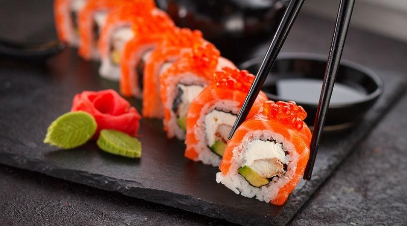 Tendencia gastronomica sushi