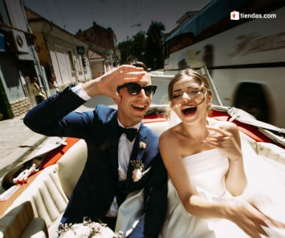 Vestido de novia boda