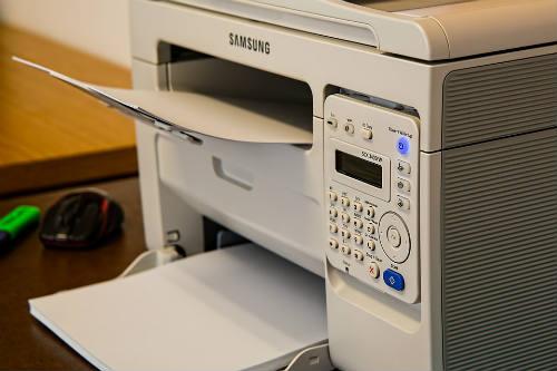 cartucho de tinta para imprimir