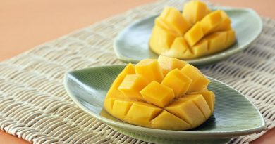 Dieta del mango africano