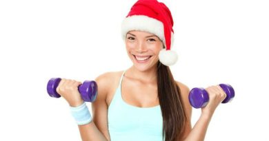 Mantener dieta y entrenamiento en navidades