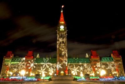 Ottawa en Navidad