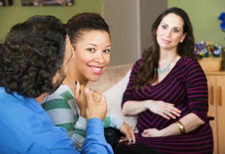 Paises en los que la maternidad subrogada es legal