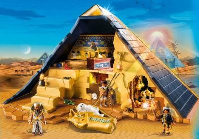 Playmobil - Piramide del Faraon