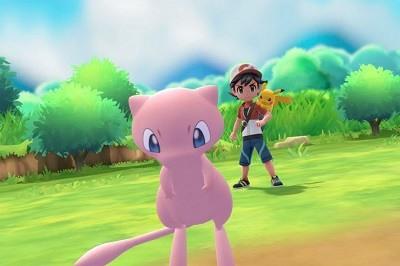 Pokemon Let's Go